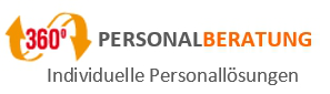 Logo 360⁰ Personalberatung